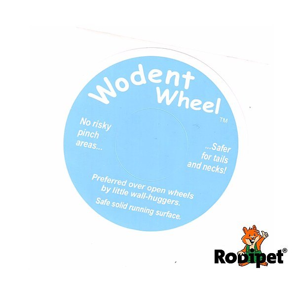 Original Sticker for Wodent Wheels™ - LiGHT BLUE