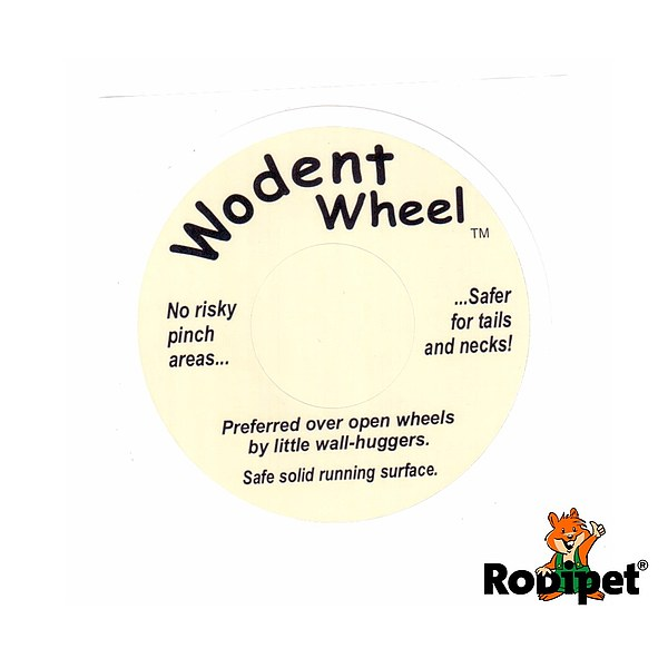 Original Sticker for Wodent Wheels™ - BEiGE