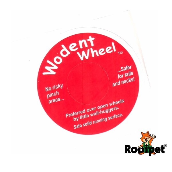 Original Sticker for Wodent Wheels™ - RED