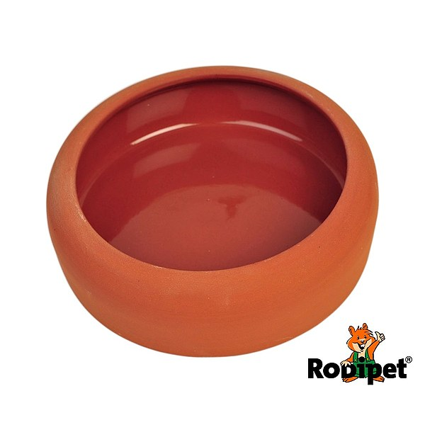 Terracotta Sand Bathing Bowl Ø 13 cm (S)