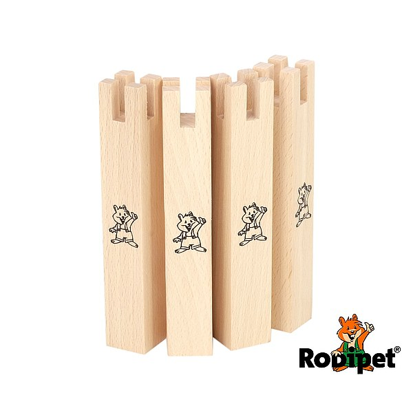 Rodipet® Set of 4 Stilts, 6 mm to fit DaVinci line of houses