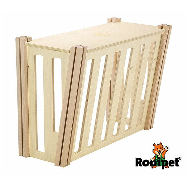 ZooDi® Hay Feeder Expansion for Rabbit House