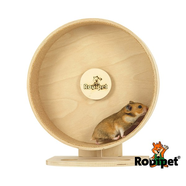 ø 27 cm Rodipet® Super Silent Cork Exercise Wheel
