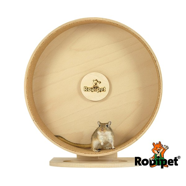 ø 31 cm Rodipet® Super Silent Cork Exercise Wheel