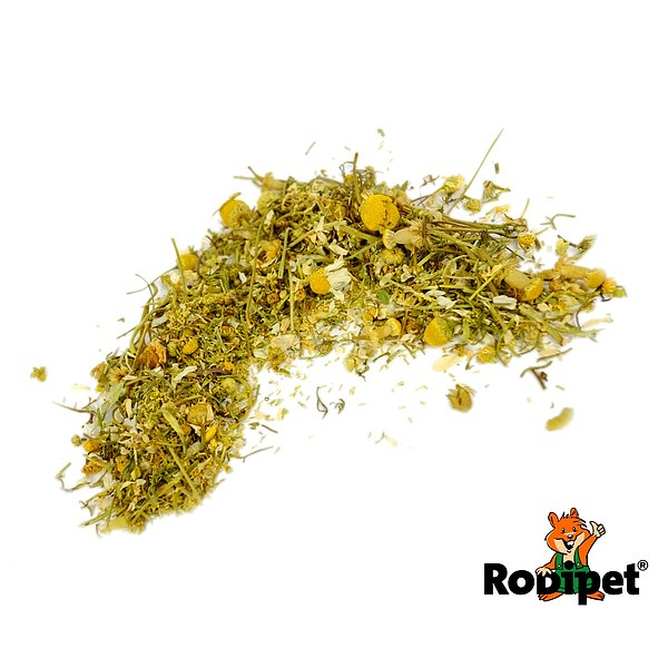 Rodipet® Nature's Treasures Camomile Flowers 150g