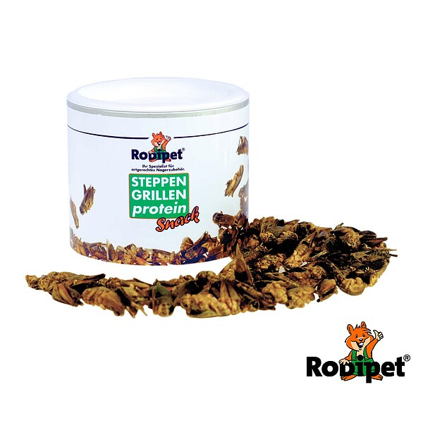 Rodipet® Field Crickets Protein Snack 40 g