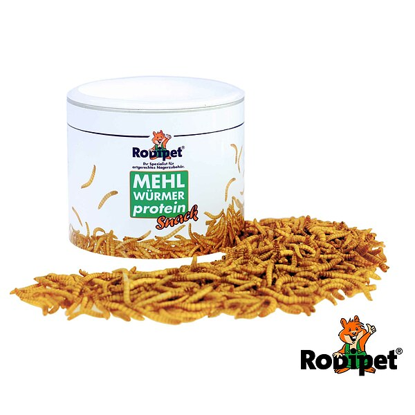 Rodipet® Mealworms Protein Snack 70 g