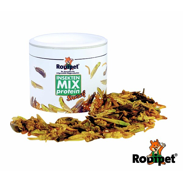 Rodipet® Insect Mix Protein Snack 50 g