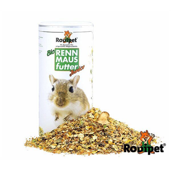 Rodipet® Organic Gerbil Food ''JUNiOR'' - 500g