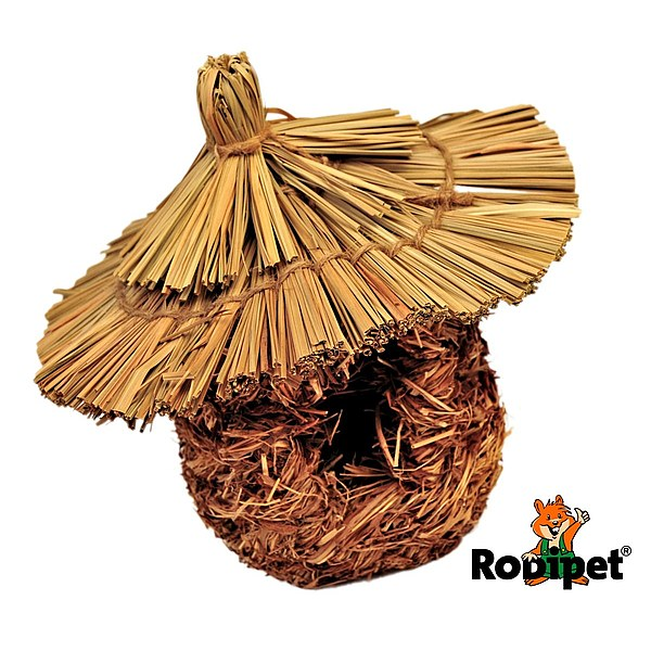 Rodipet® Grass Nest House L Ø 18 cm