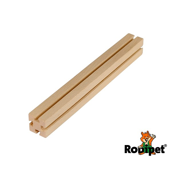Rodistax® Beech Wood Corner Post 255mm