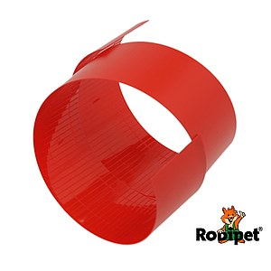 Running Track RED for 27 cm Wodent Wheel