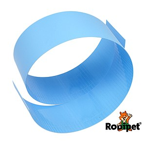 Running Track LiGHT BLUE for 27 cm Wodent Wheel
