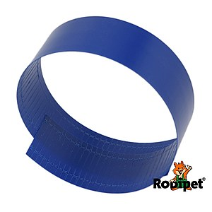 Running Track DARK BLUE for 20 cm Wodent Wheel