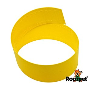 Running Track YELLOW for 20 cm Wodent Wheel