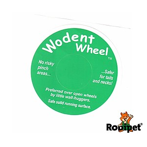 Original Sticker for Wodent Wheels™ - GREEN