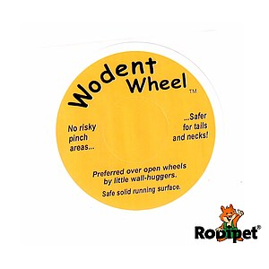 Original Sticker for Wodent Wheels™ - YELLOW