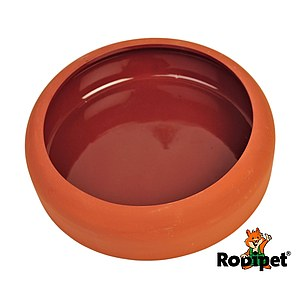 Terracotta Sand Bathing Bowl Ø 16 cm (L)