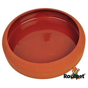 Terracotta Sand Bathing Bowl Ø 19 cm (XL)