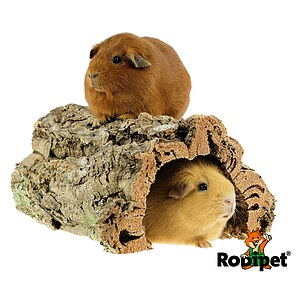 Rodipet® Cork Tunnel size L – ca 25 cm long and 12-15 cm in Diameter