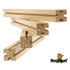 Pack of 4 Rodistax® Connection Posts 50 cm