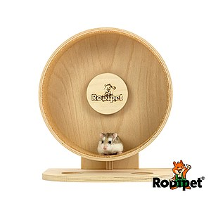 ø 21 cm Rodipet® Super Silent Cork Exercise Wheel