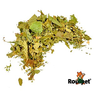 Rodipet® Nature's Treasures Hazel Leaves 80g