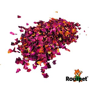 Rodipet® Nature's Treasures Rose Petals 100g