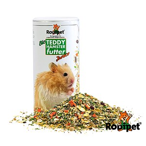 "Rodipet® Organic Teddy Hamster Food ""JUNiOR"" - 500g"