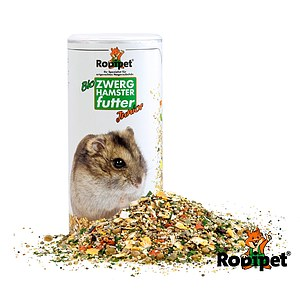 "Rodipet® Organic Dwarf Hamster Food ""JUNiOR"" - 500g"