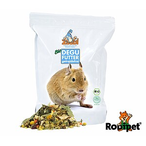 "ZooDi® Organic Degu Food ""grainless"" - 1400g"