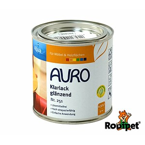 AURO® Transparent Varnish 0.375 L