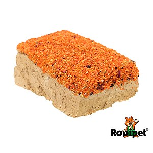 Rodipet® Natural Chew Block with Carrots and Beetroot