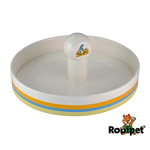 ZooDi® Glazed Ceramic Food Bowl for Fresh Veggies Ø 28 cm