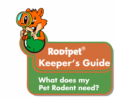 Rodipet® - Keeper's Guide